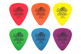 RD3 Guitar Picks (Pack of 6)